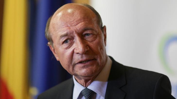 Traian Basescu - foto: INQUAM