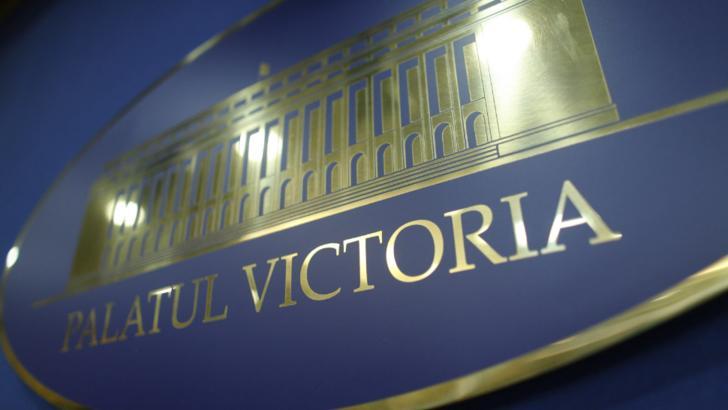 Guvernul României - Palatul Victoria
