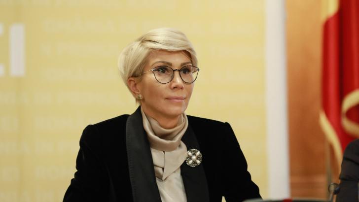 Ministrul Muncii - Raluca Turcan / Foto: INQUAM
