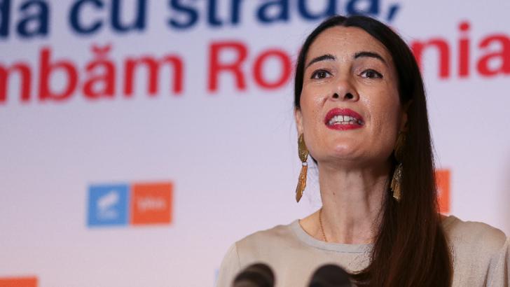 Primarul Sectorului 1, Clotilde Armand / Foto: Inquam Photos, Sabin Cirstoveanu
