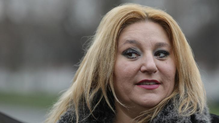 Diana Șoșoacă / Foto: Inquam Photos