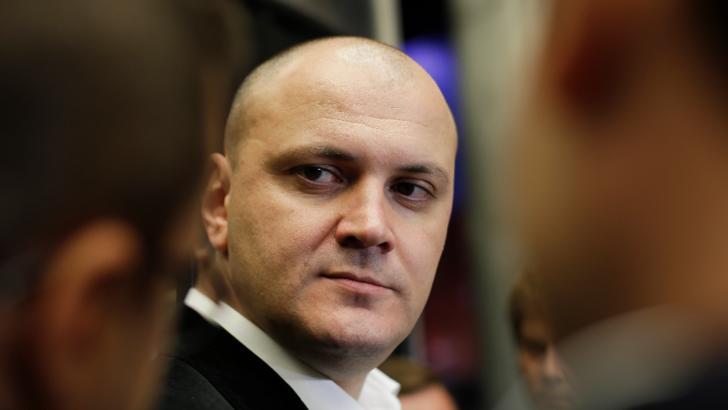 Fugarul Sebastian Ghiță vrea să ia 40 de milioane de euro de la stat prin interpuși / Foto: Inquam Photos, Octav Ganea