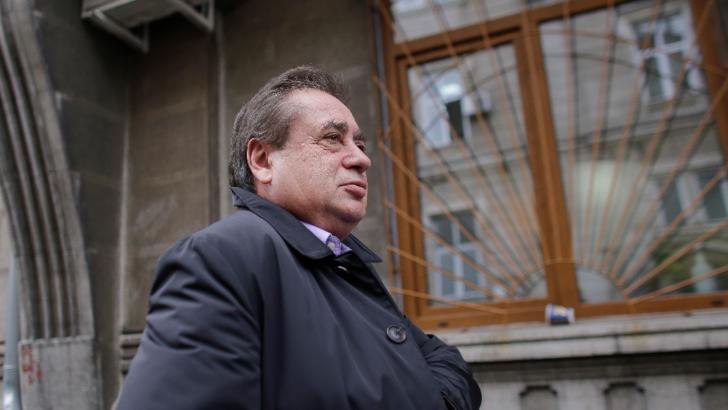 Omul de afaceri Ioan Niculae a fost dat în urmărire națională / Foto: Inquam Photos, George Călin