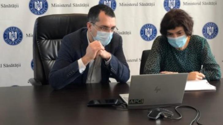 Sursă foto: Ministerul Sănătății