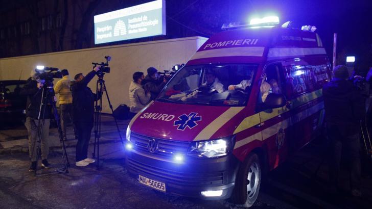 Spitalul Marius Nasta / Foto: Inquam Photos, Octav Ganea