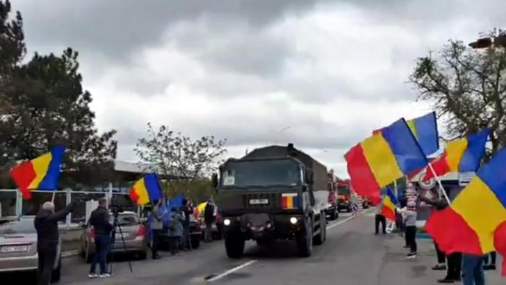 Ajutoare pentru Moldova