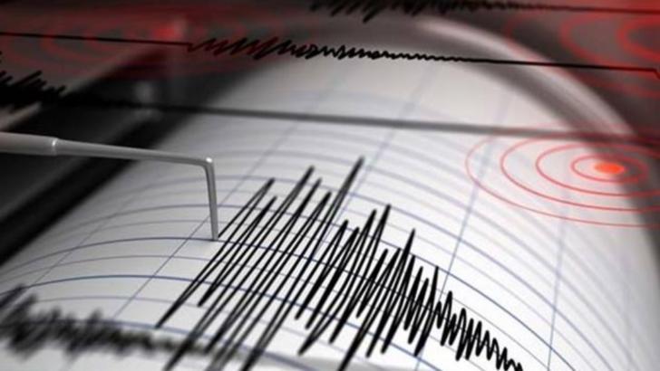 Un cutremur s-a produs, duminică seara, în România