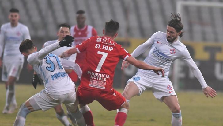 Toni Petrea a pregătit mai multe surprize pentru meciul cu Dinamo! Cum va arăta primul 11 al celor de la FCSB