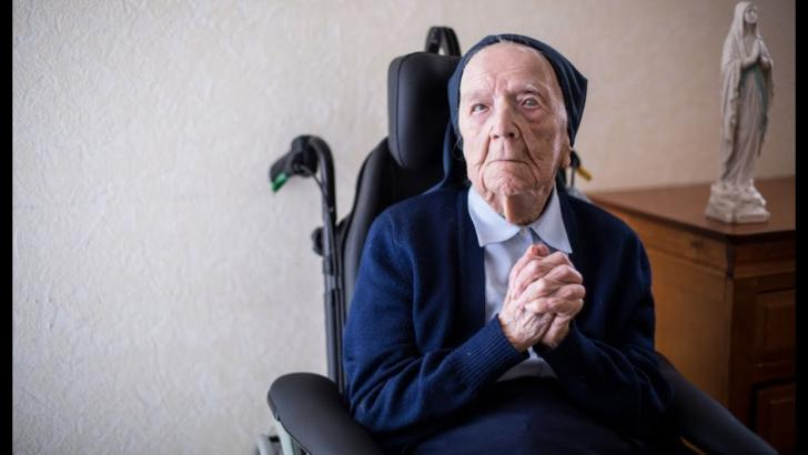 O femeie de 117 ani este cea mai vârstnică persoană din Europa care s-a vindecat de Covid-19