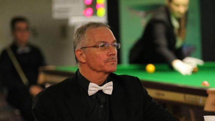 EXCLUSIV | Bogdan Gamaleț, cel mai titrat antrenor de snooker din România. Amintirea inedită cu legendarul O'Sullivan