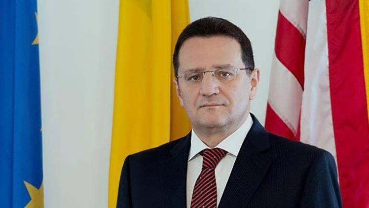 George Maior, ambasadorul României în Statele Unite ale Americii