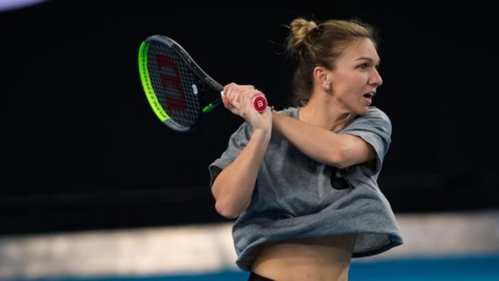 """Reacții după eliminarea Simonei Halep de la Gippsland Trophy: """"Ekaterina Alexandrova i-a trântit uşa în nas"""""""