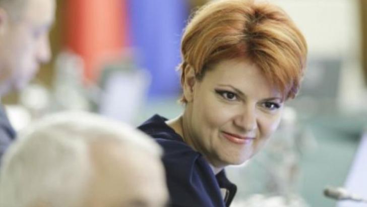 Lia-Olguța Vasilescu, primar Craiova, fost ministru PSD al Muncii Foto: Inquam Photos