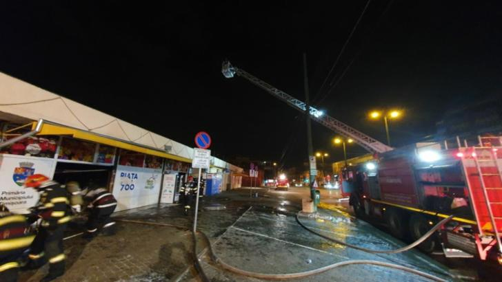 Hala piață Timișoara