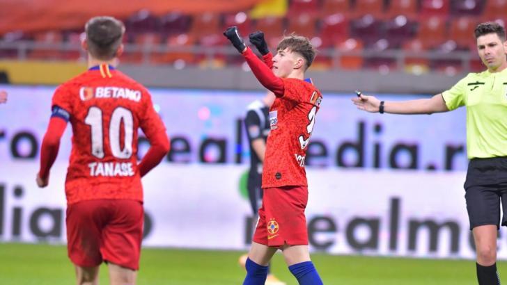 """Octavian Popescu l-a cucerit definitiv pe un scouter din Italia: """"Are potenţial de jucător de nivel înalt!"""""""