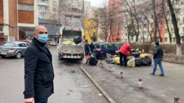 Primarul Sctorului 2, Radu Mihaiu, vrea să desființeze buticurile amplasate pe trotuare sau în zone interzise