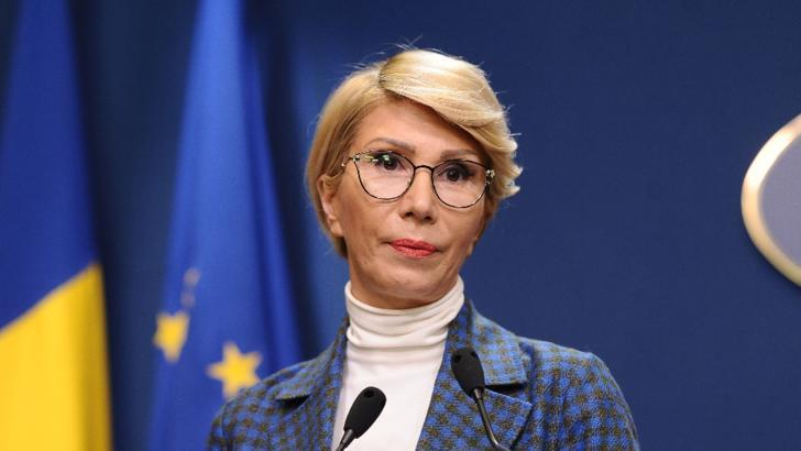 Raluca Turcan răspunde acuzațiilor privind sporurile din Justiție