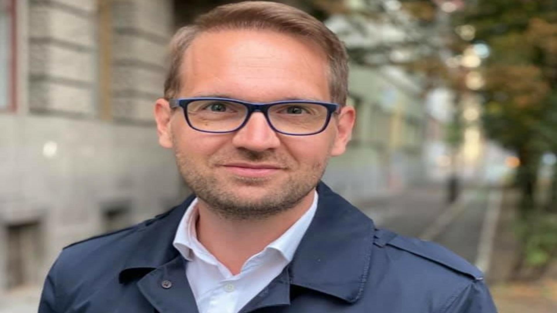 Dominic Fritz, primar Timișoara