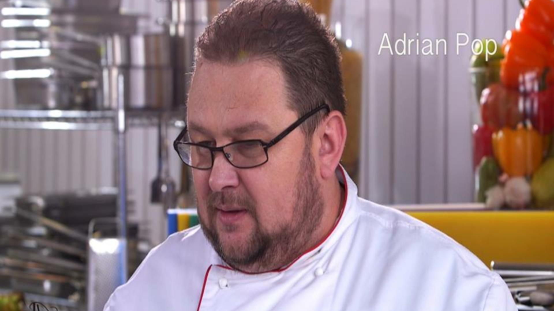 Chef Adrian Pop