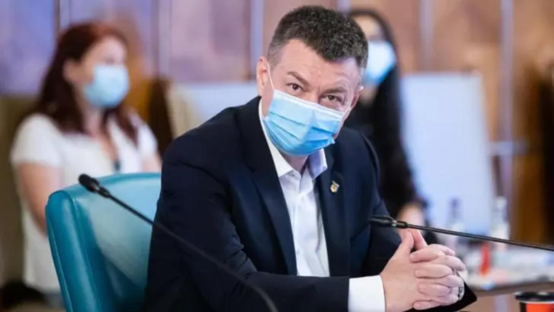 """Ministrul Culturii, despre PRIMUL concert pentru vaccinați: """"Va fi fără obligativitatea de a purta mască"""" - Cine este invitatul special"""