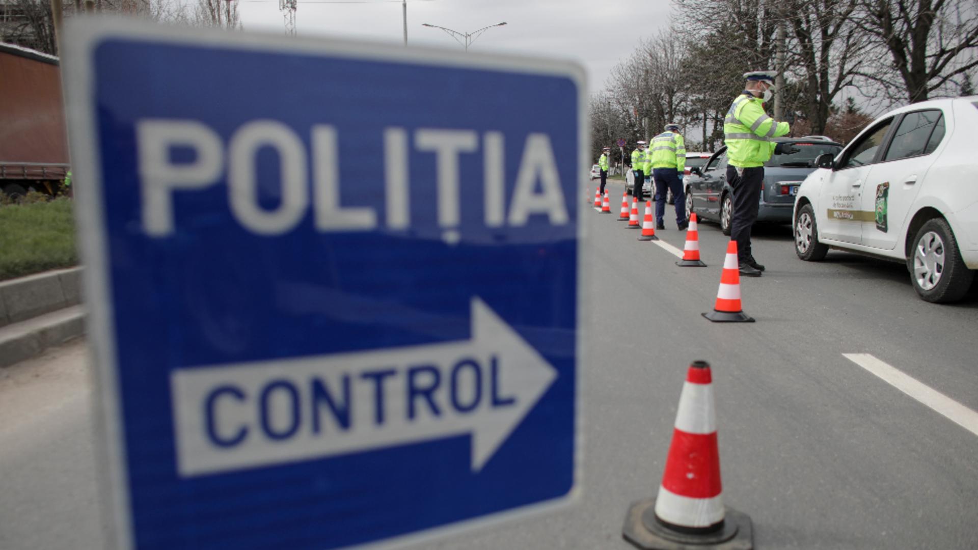 Noi restricții de circulație intră vineri în vigoare