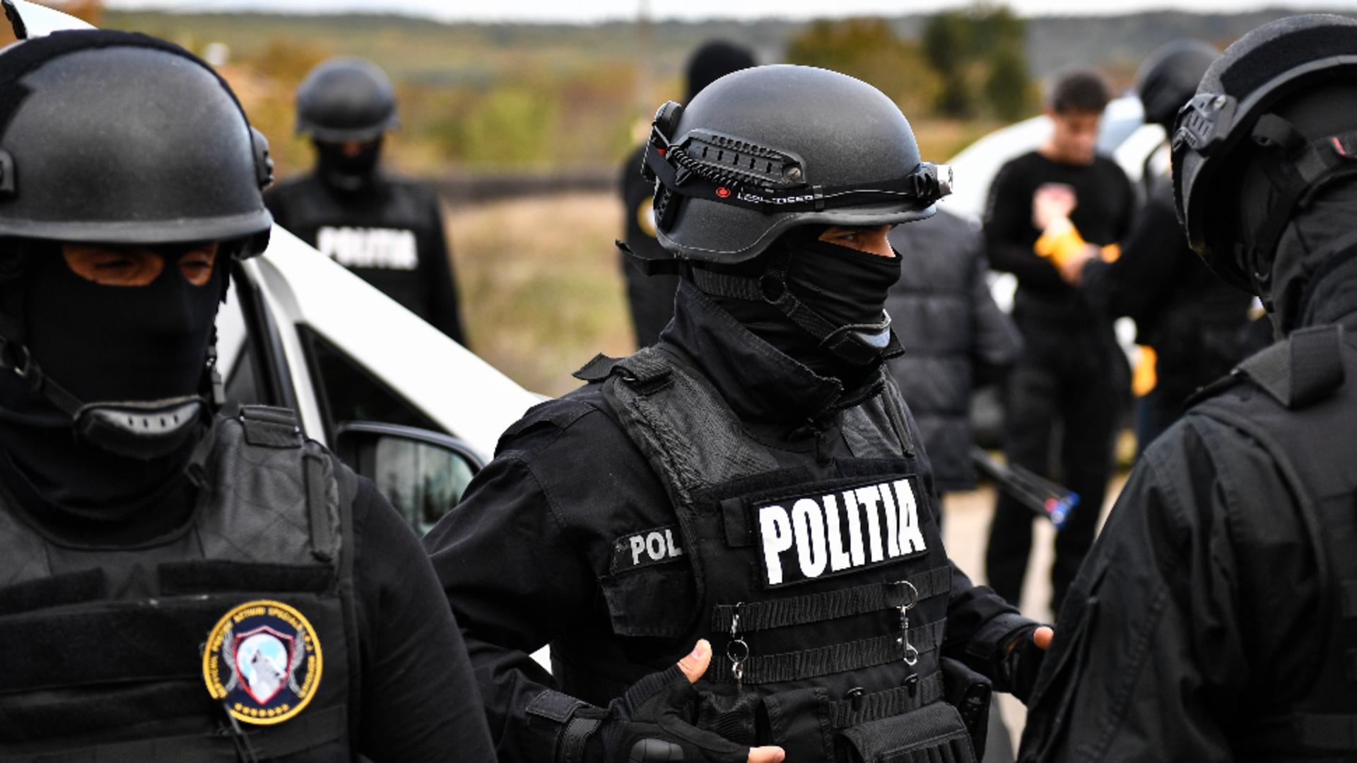 Un bărbat a luat ostatici doi muncitori și apoi i-a ucis / Foto: Inquam Photos, Justinel Stavaru