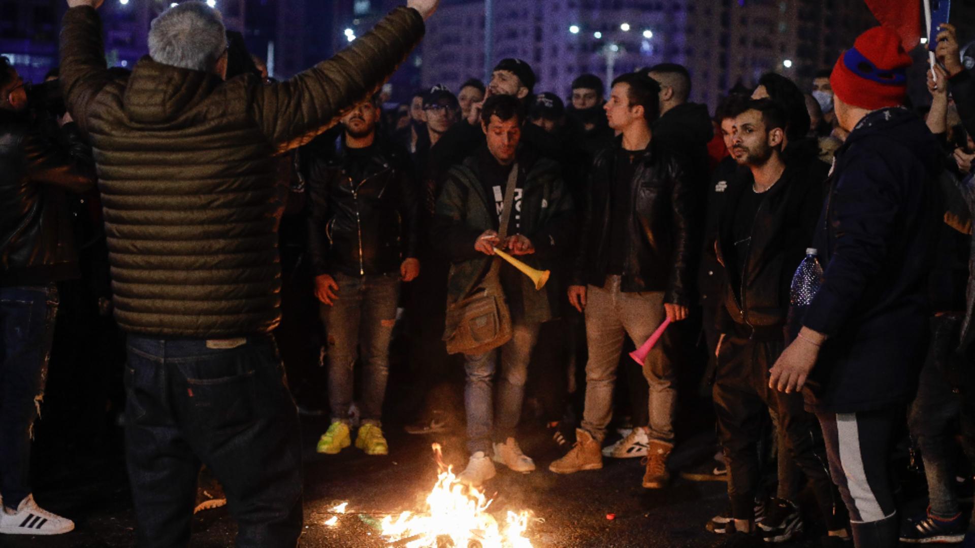 Proteste Romania - sursa foto: INQUAM, George Calin