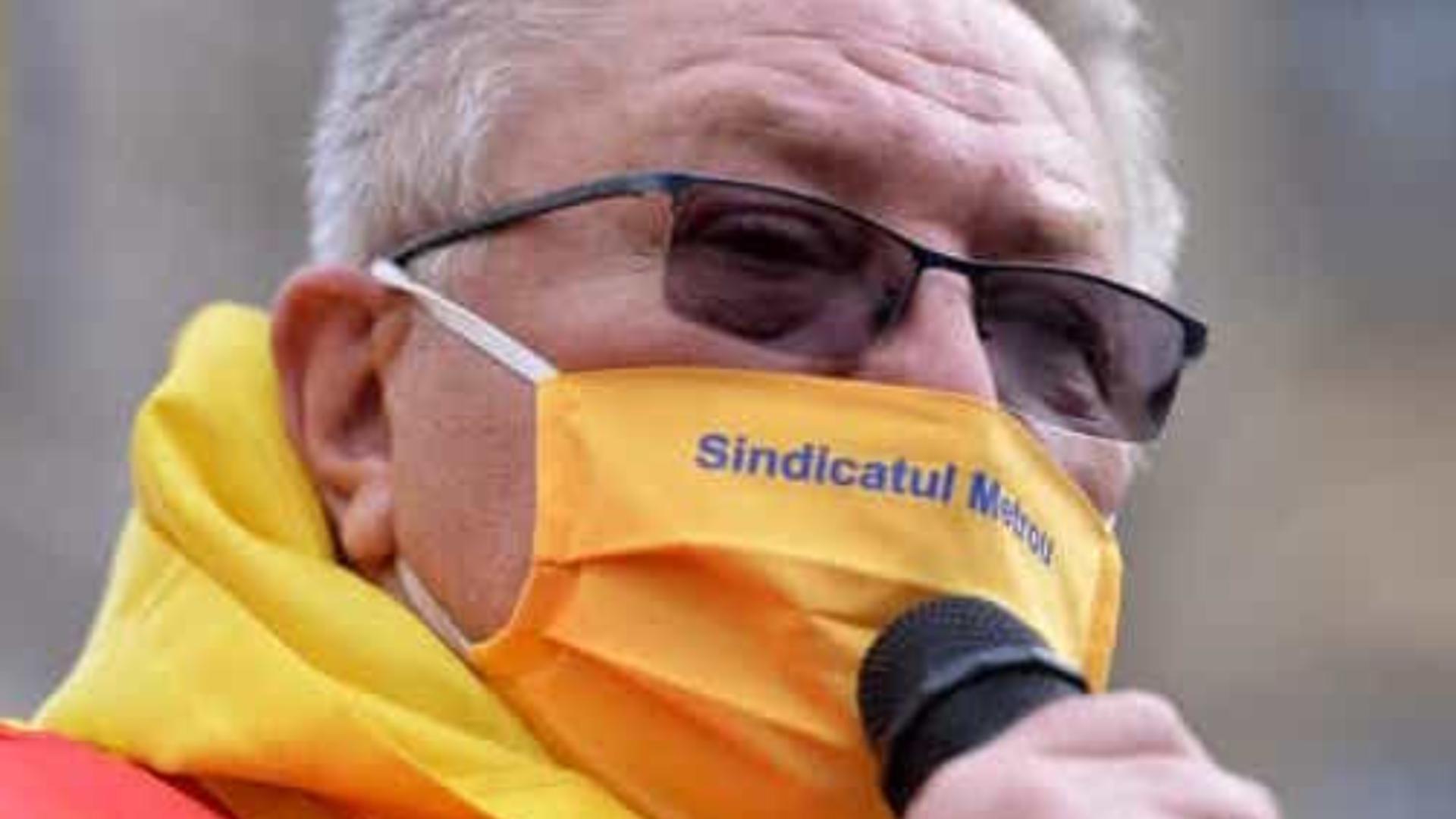 """Sindicalistul Ion Rădoi, acuzații și amenințări pentru Cătălin Drulă, după """"tam-tam""""-ul de la metrou"""