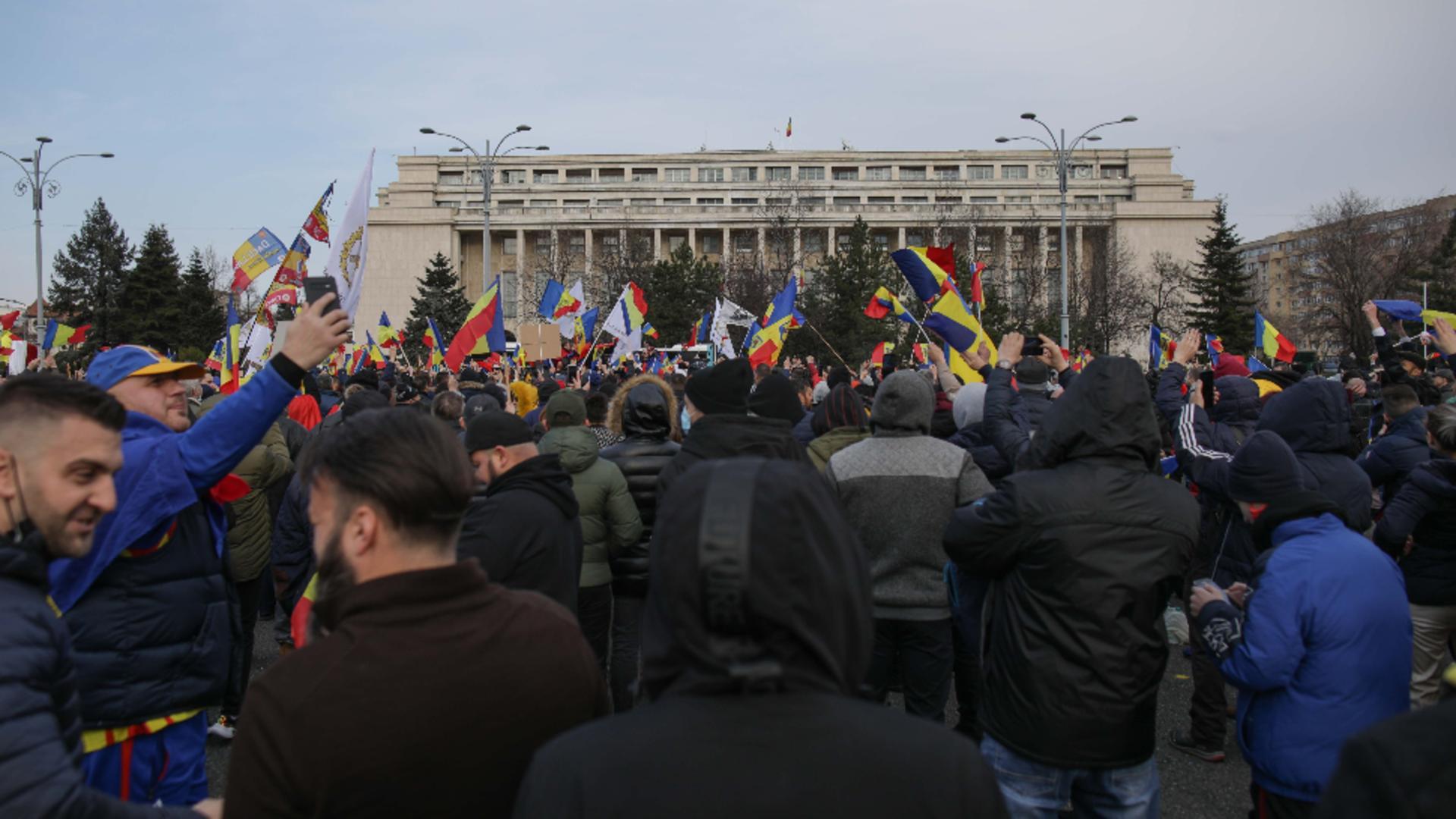 Proteste. Foto: INQUAM