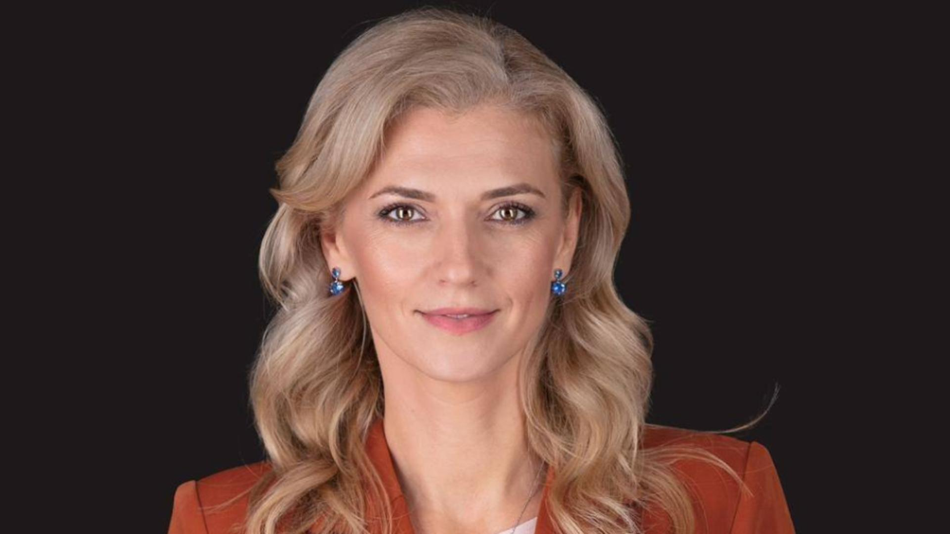 Alina Gorghiu, senator PNL