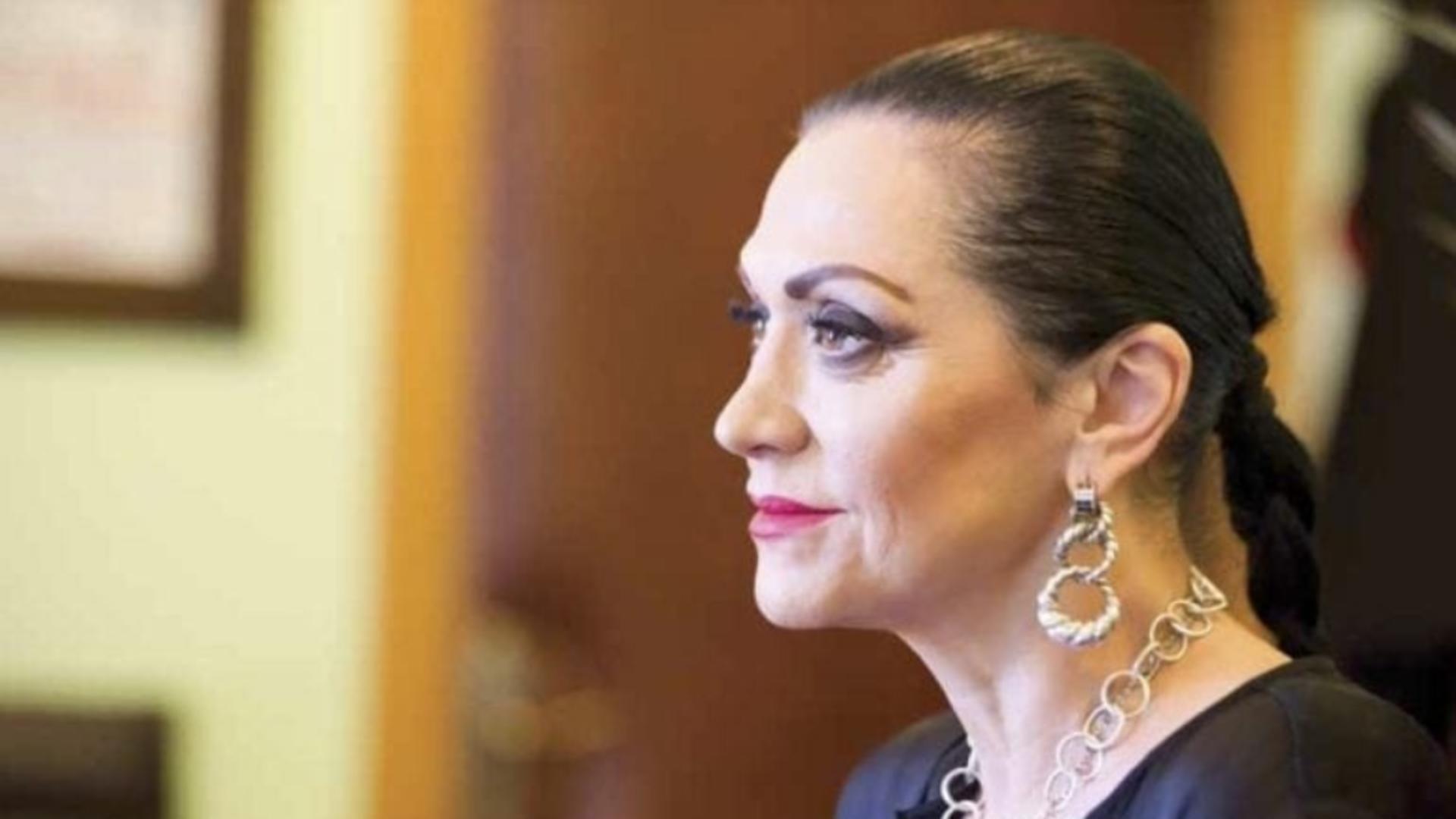 Beatrice Rancea, din nou sub control judiciar. Foto/arhivă