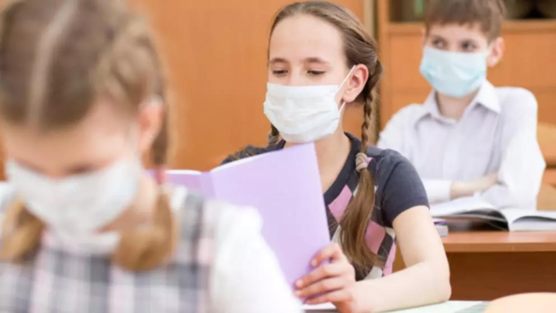 Date despre vaccinarea cadrelor didactice
