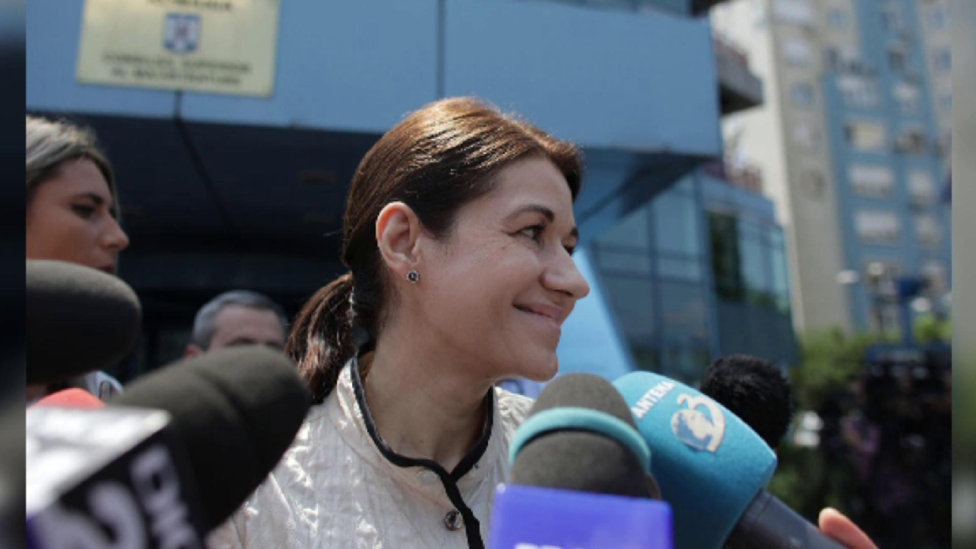 Corina Corbu - Înalta Curte de Casație și Justiție
