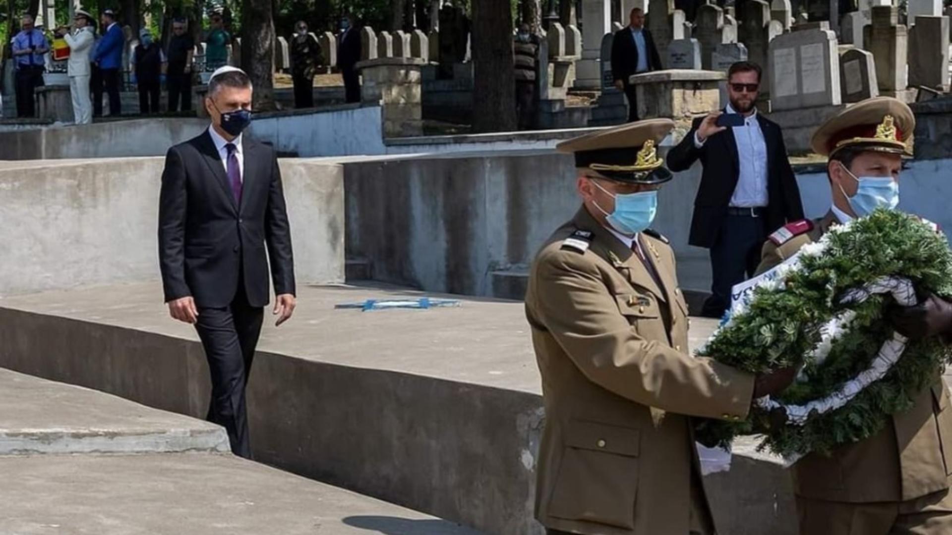 David Saranga - Ambasadorul Israelului în România