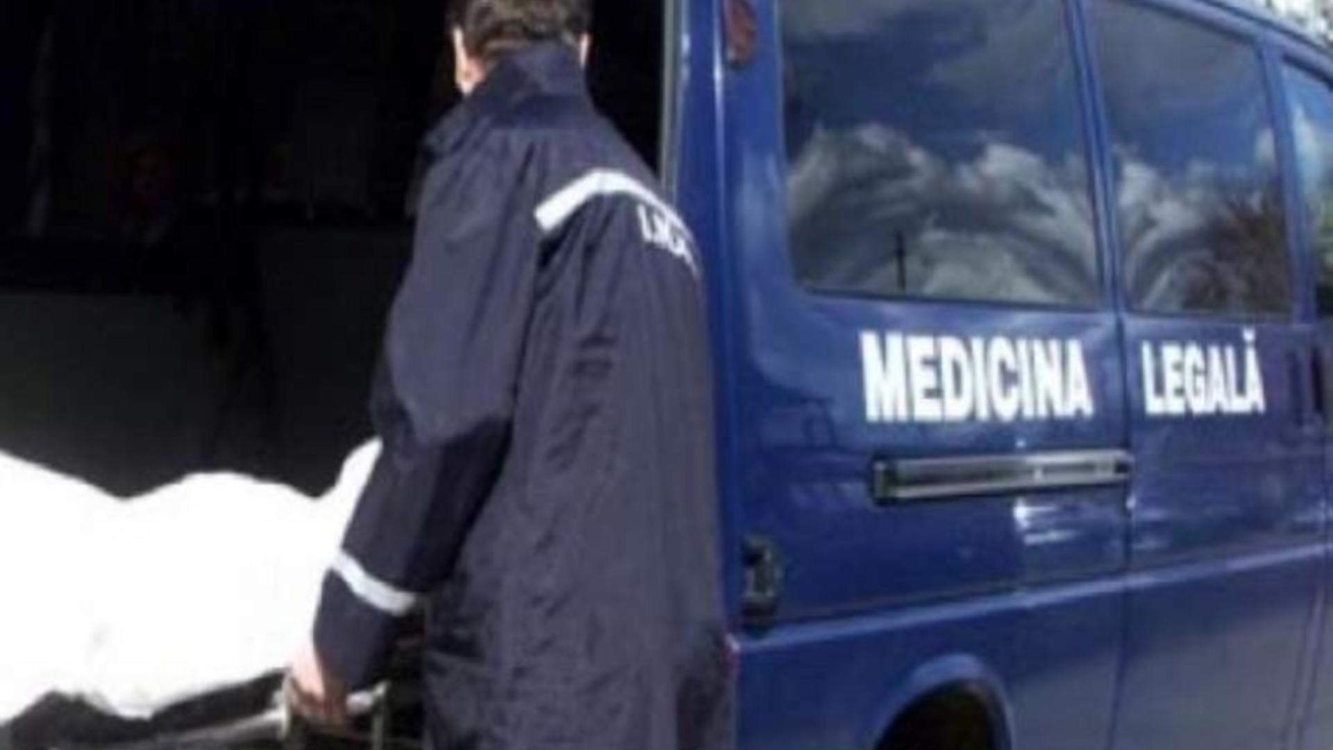 Moarte suspectă benzinărie Sibiu - Imagine arhivă