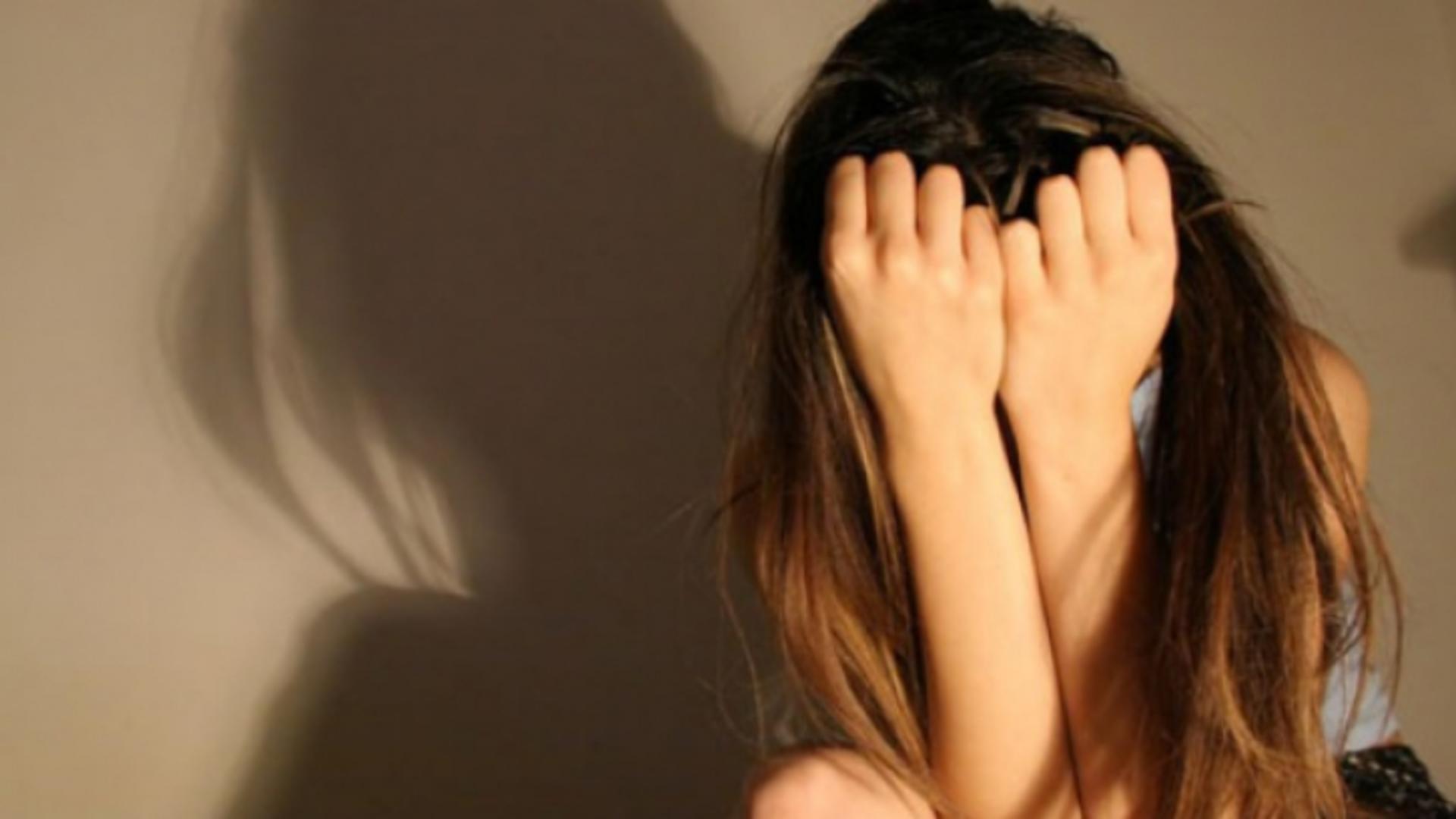 Minoră abuzată sexual