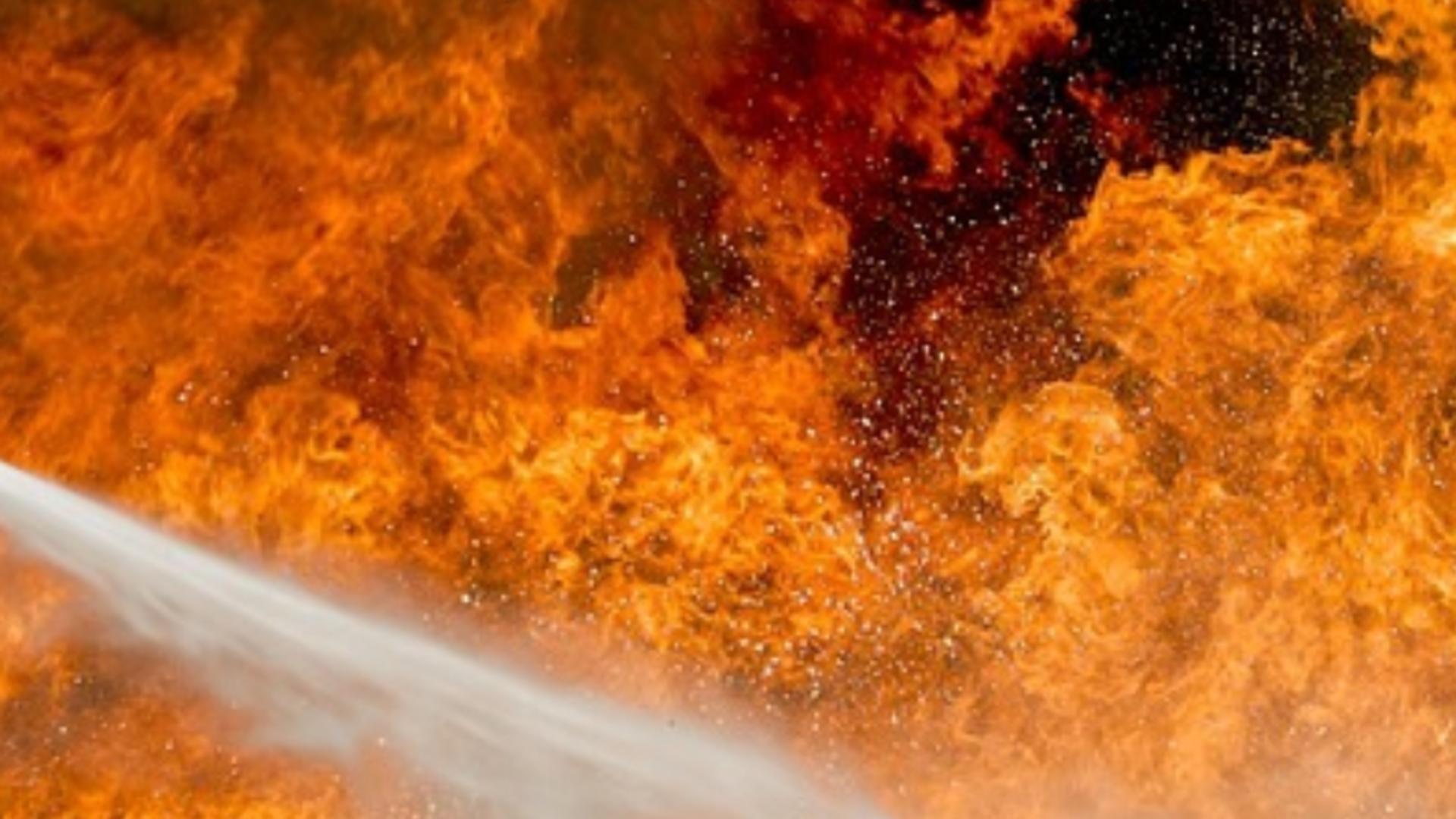 Incendiu Foto: Pixabay.com