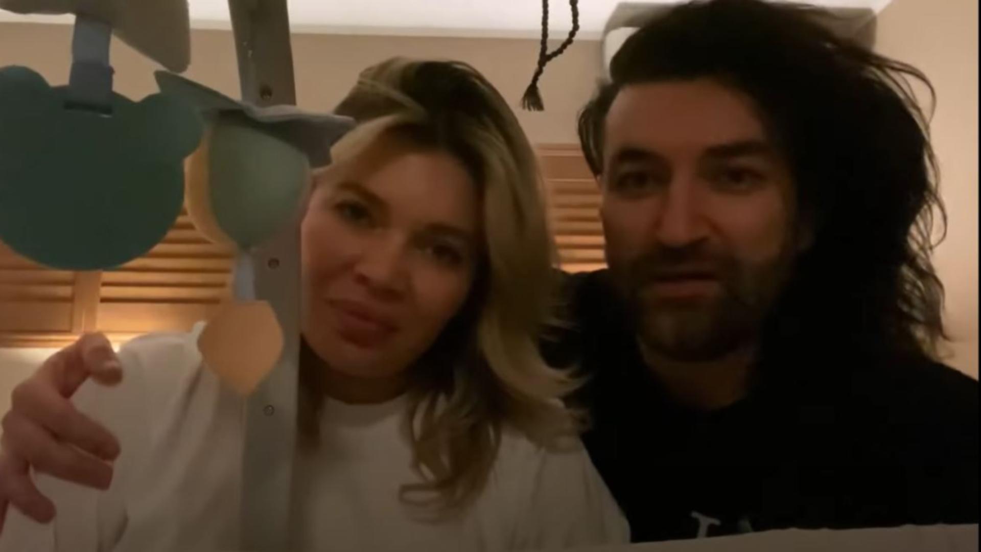 Gina Pistol și Smiley au devenit părinți