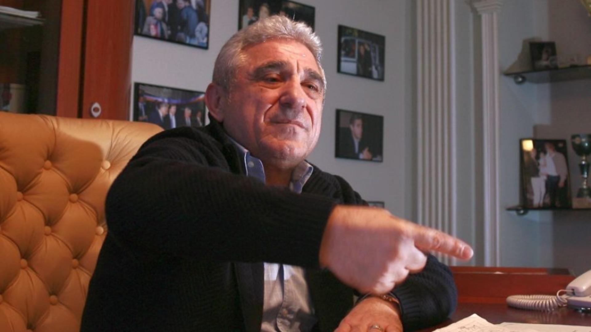 """Toate detaliile transferului lui Man la Parma au fost dezvăluite de Giovanni Becali: ,,Aveam o procură de la Gigi"""""""