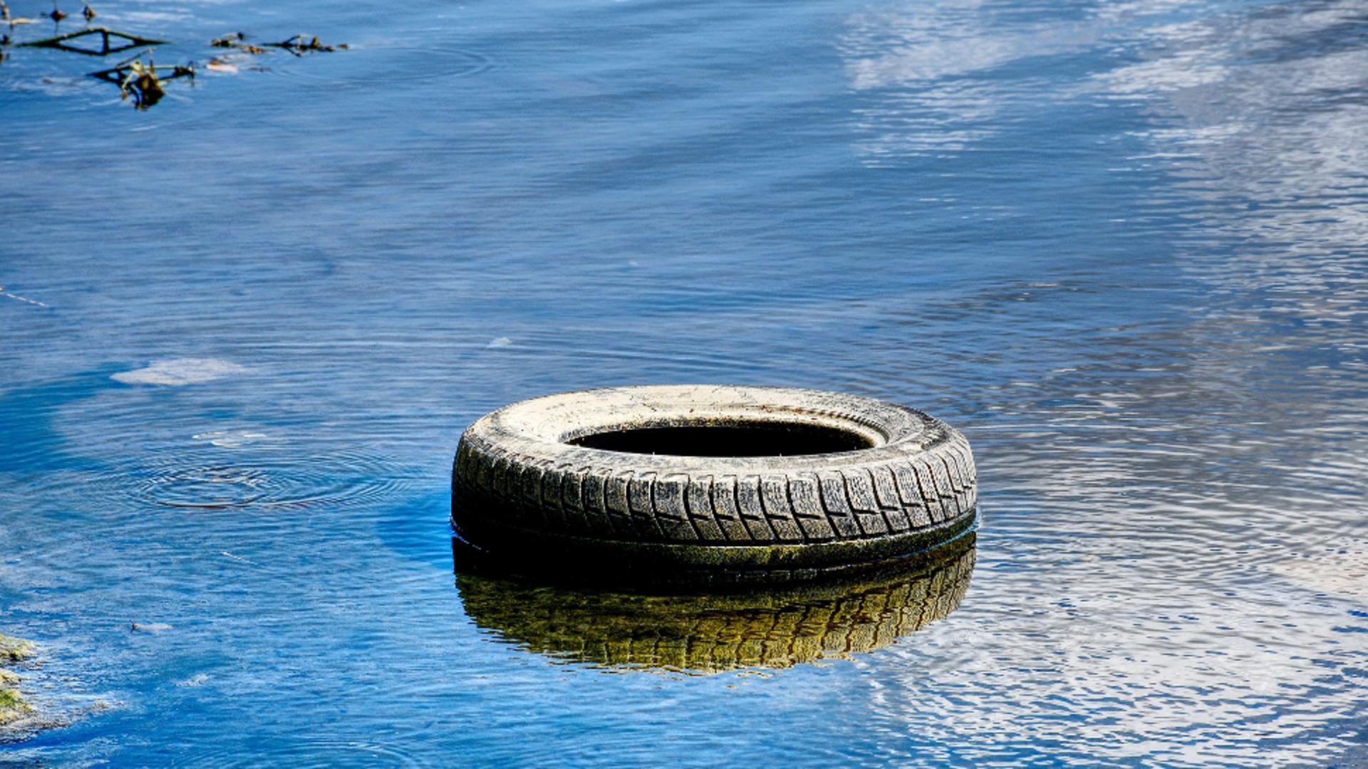 Amenzi record pentru poluare rauri Maramures