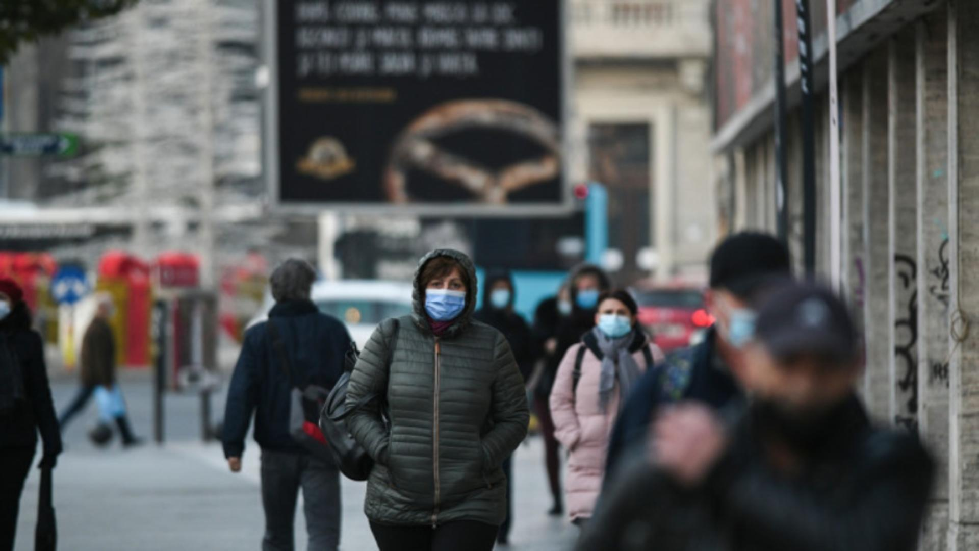 Peste 1500 de localități din România sunt în SCENARIUL ROȘU – Lista zonelor în care rata de infectare depășește 3 la mia de locuitori