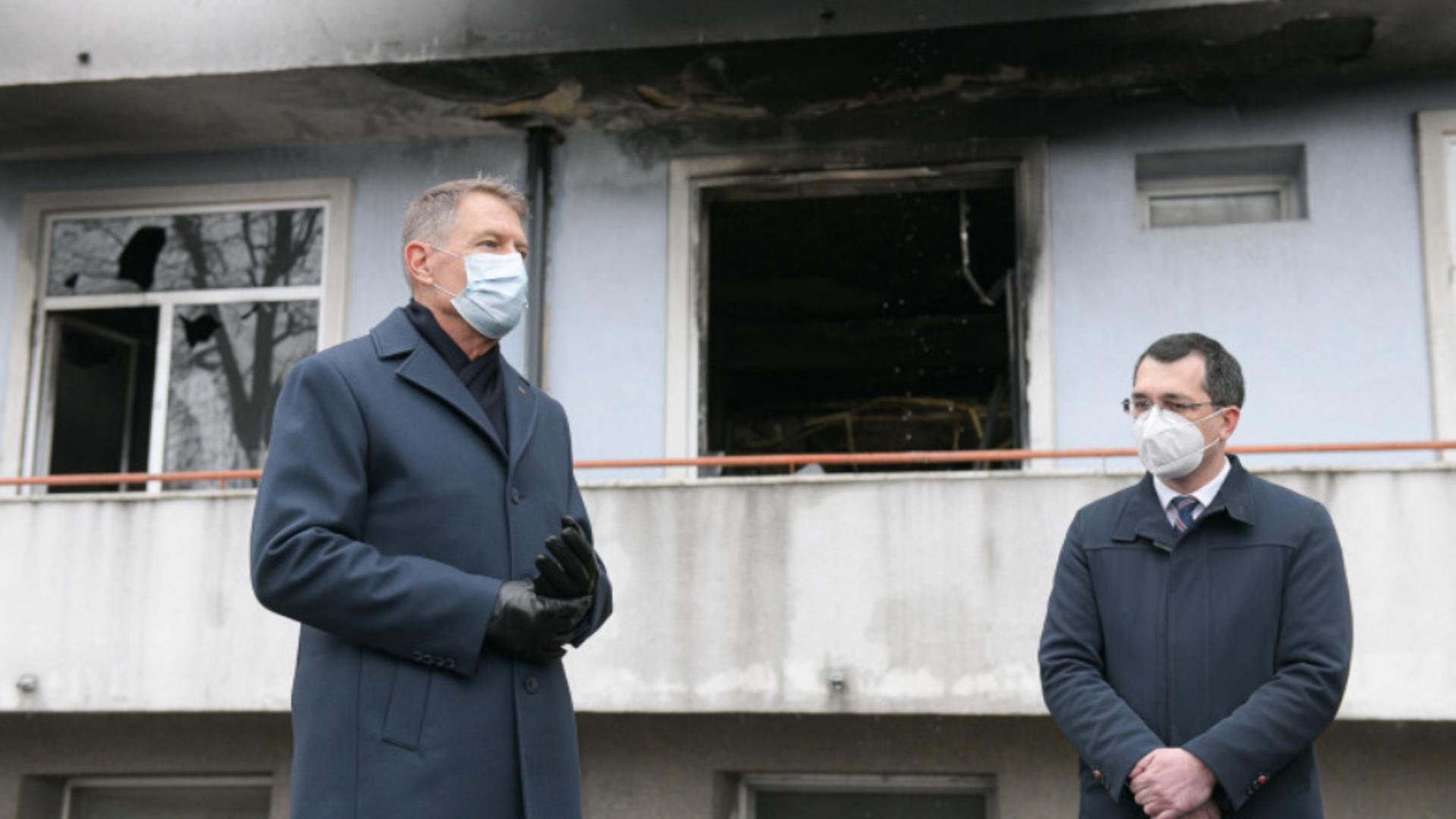 Vlad Voiculescu, atac la președintele Iohannis. Foto/Inquam