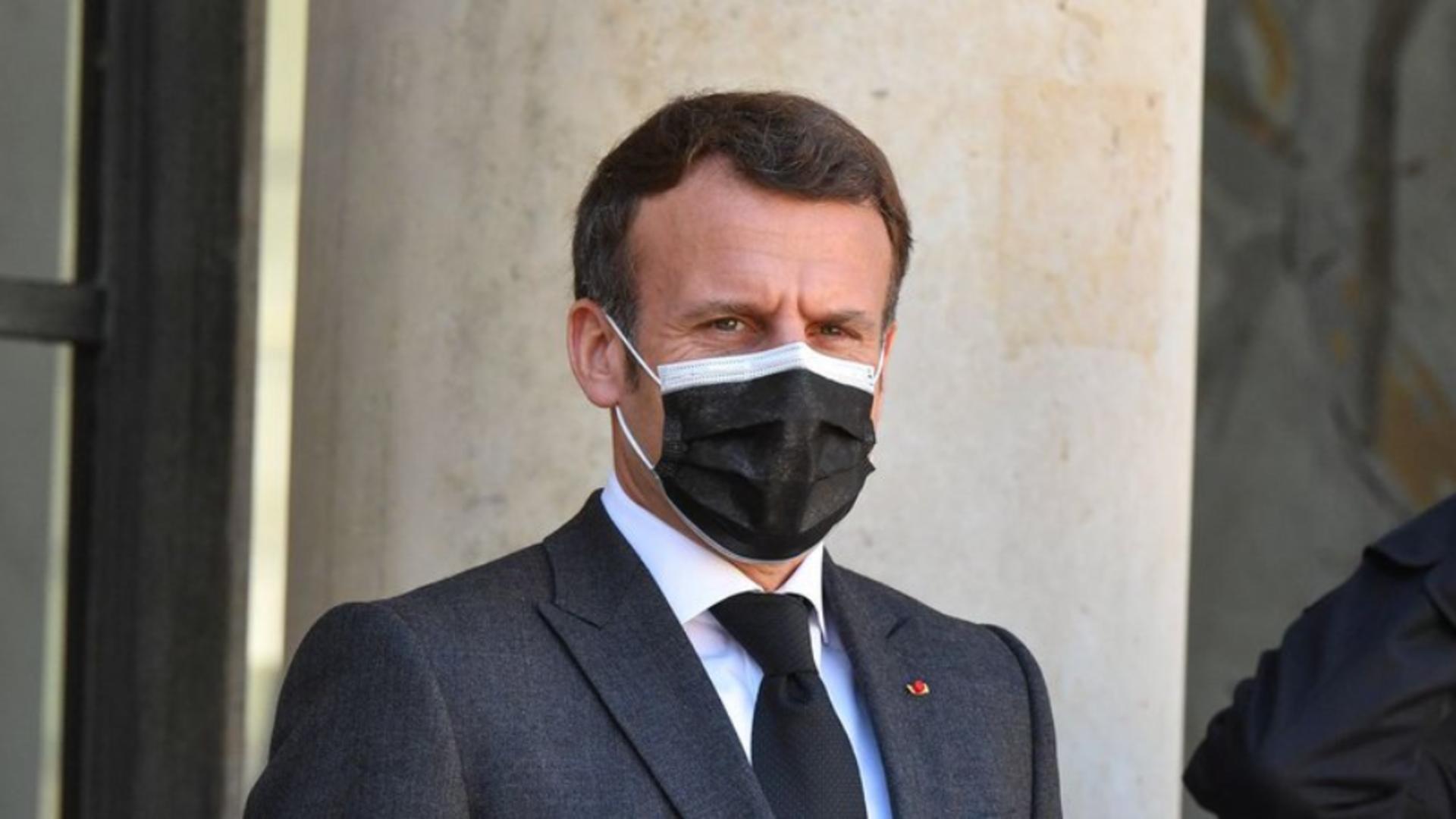 Emmanuel Macron, președintele Franței