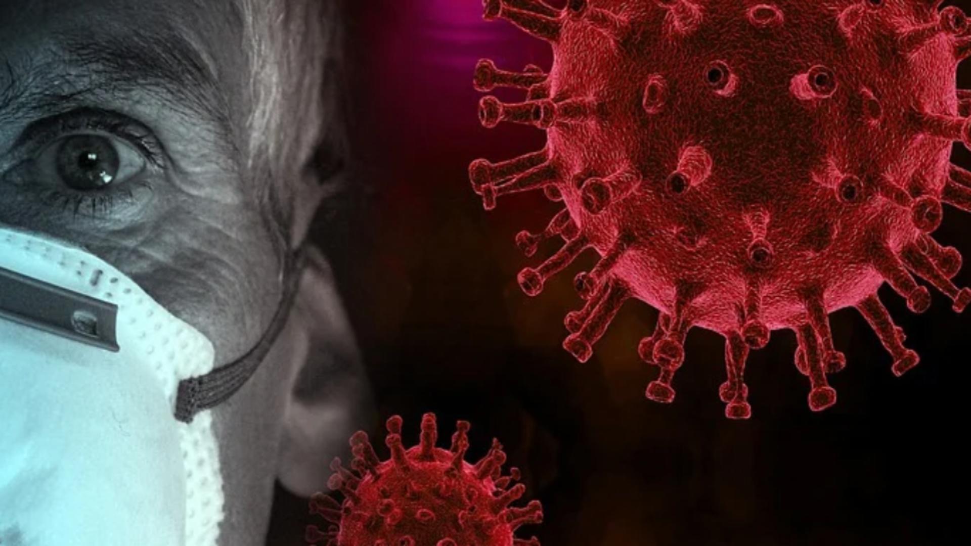 Indicele de infectare în România