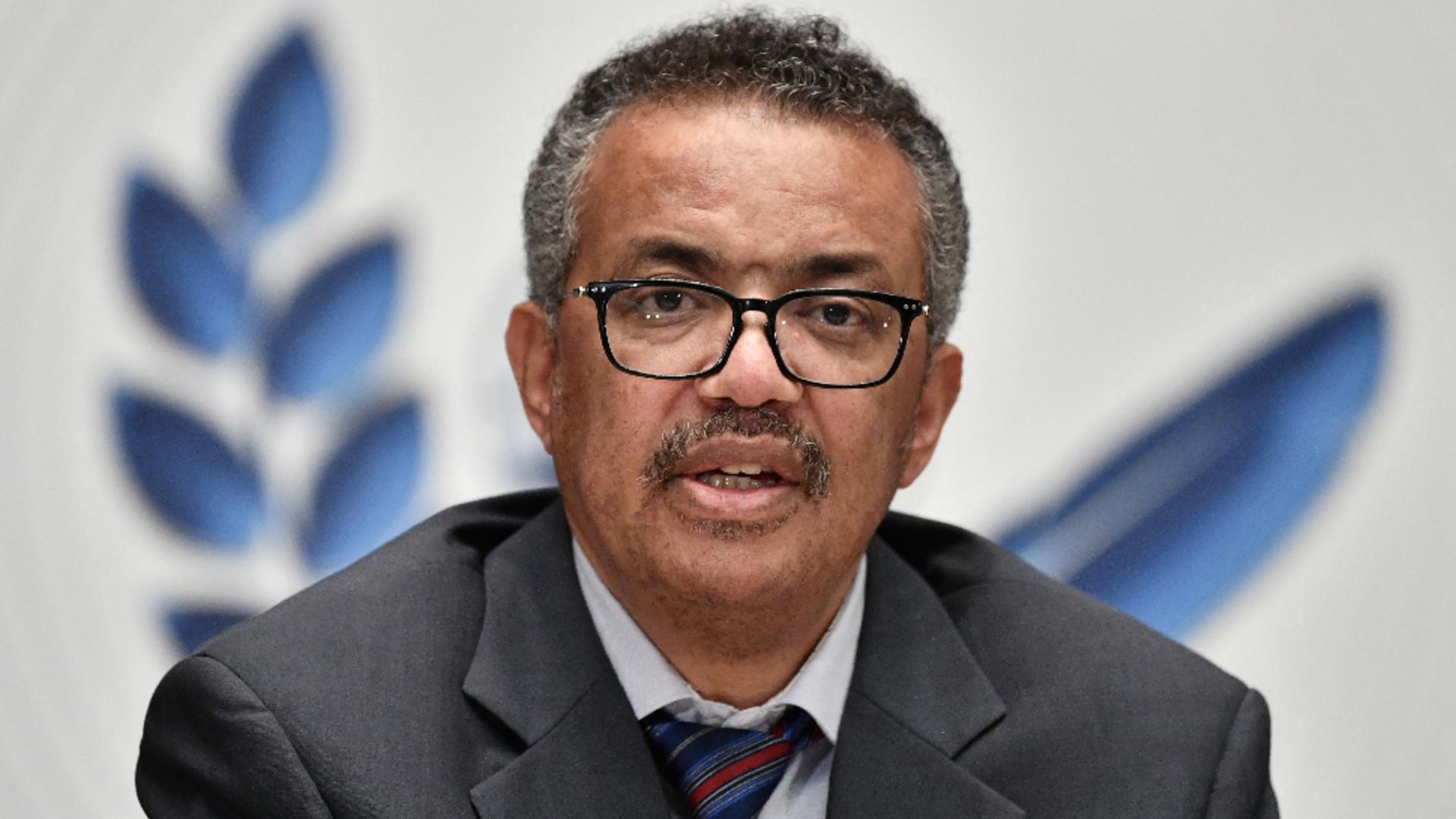 Tedros Adhanom Ghebreyesus, director al OMS
