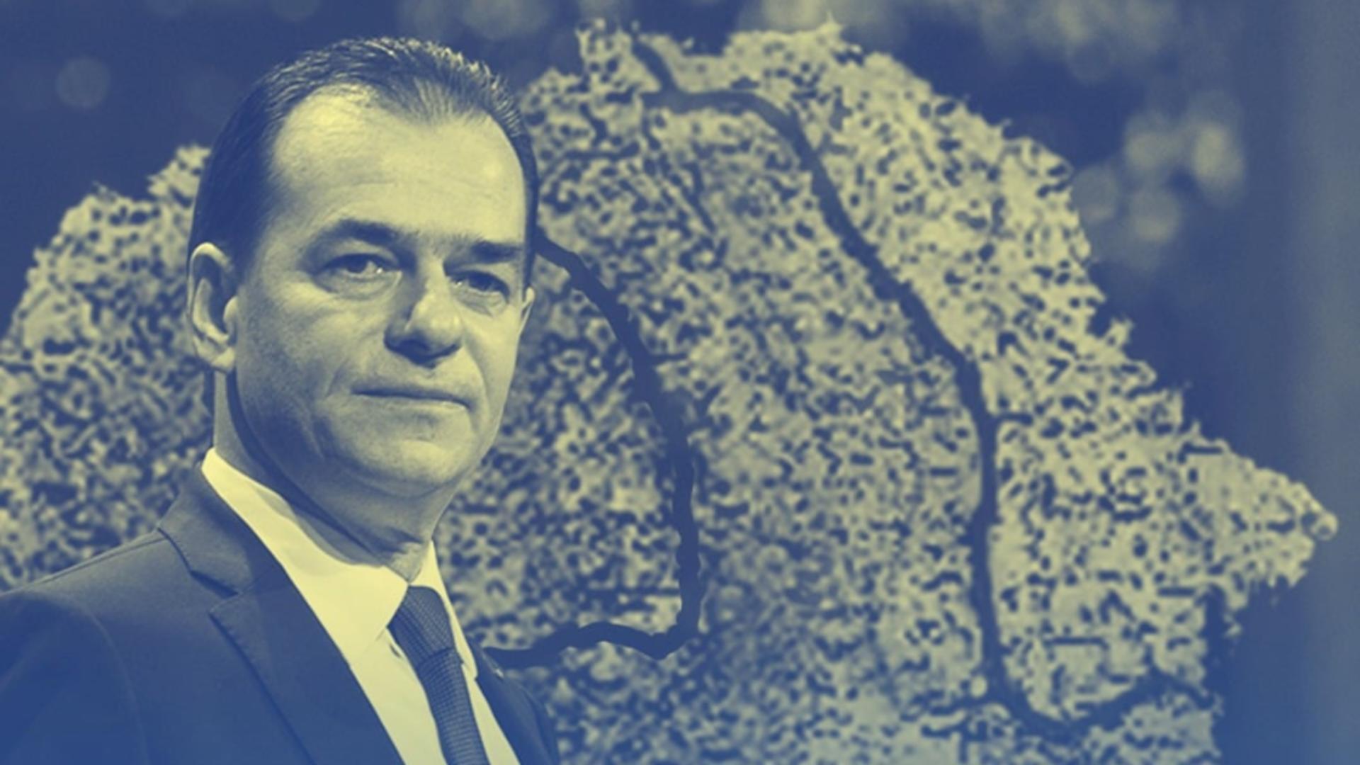 Ludovic Orban, președintele PNL și președintele Camerei Deputaților Foto: Facebook.com