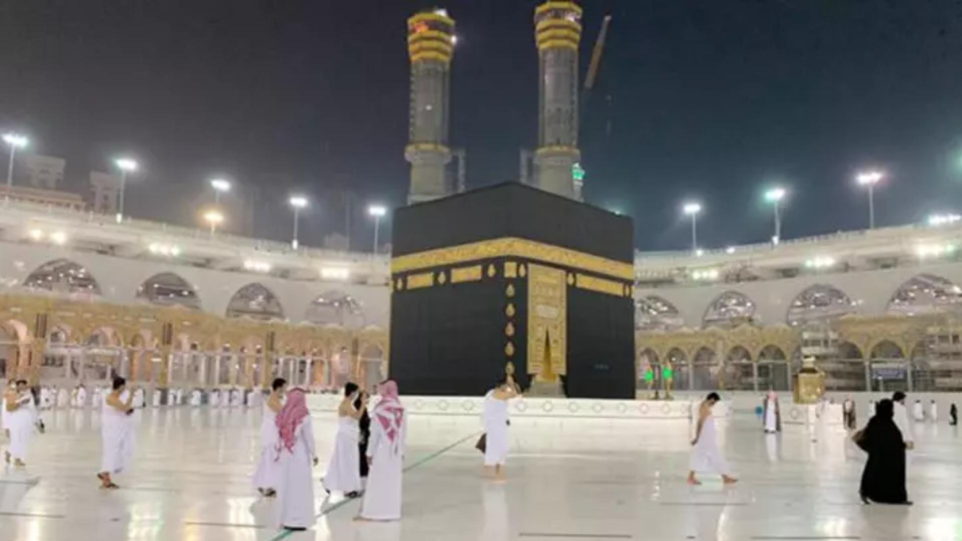 Pelerinajul de la Mecca Foto: gulftoday.ae