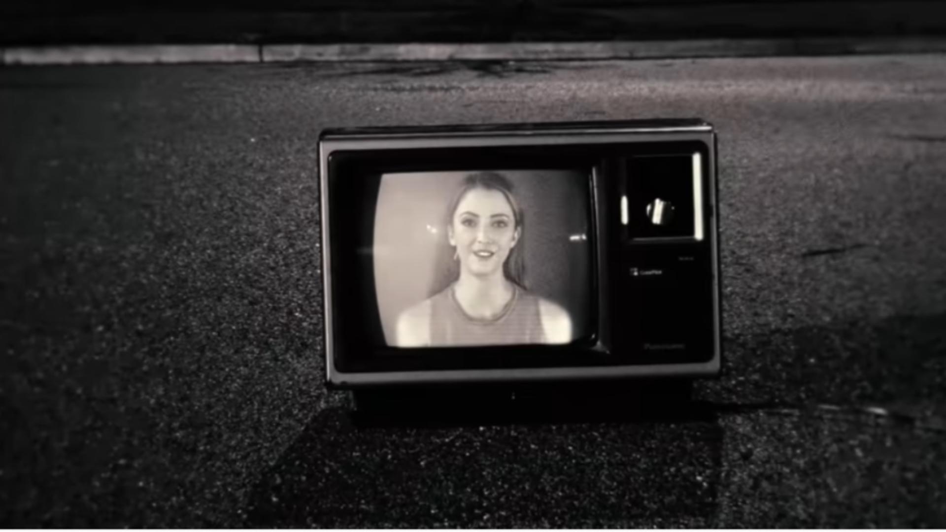 Clonă digitală. Foto: captură YouTube