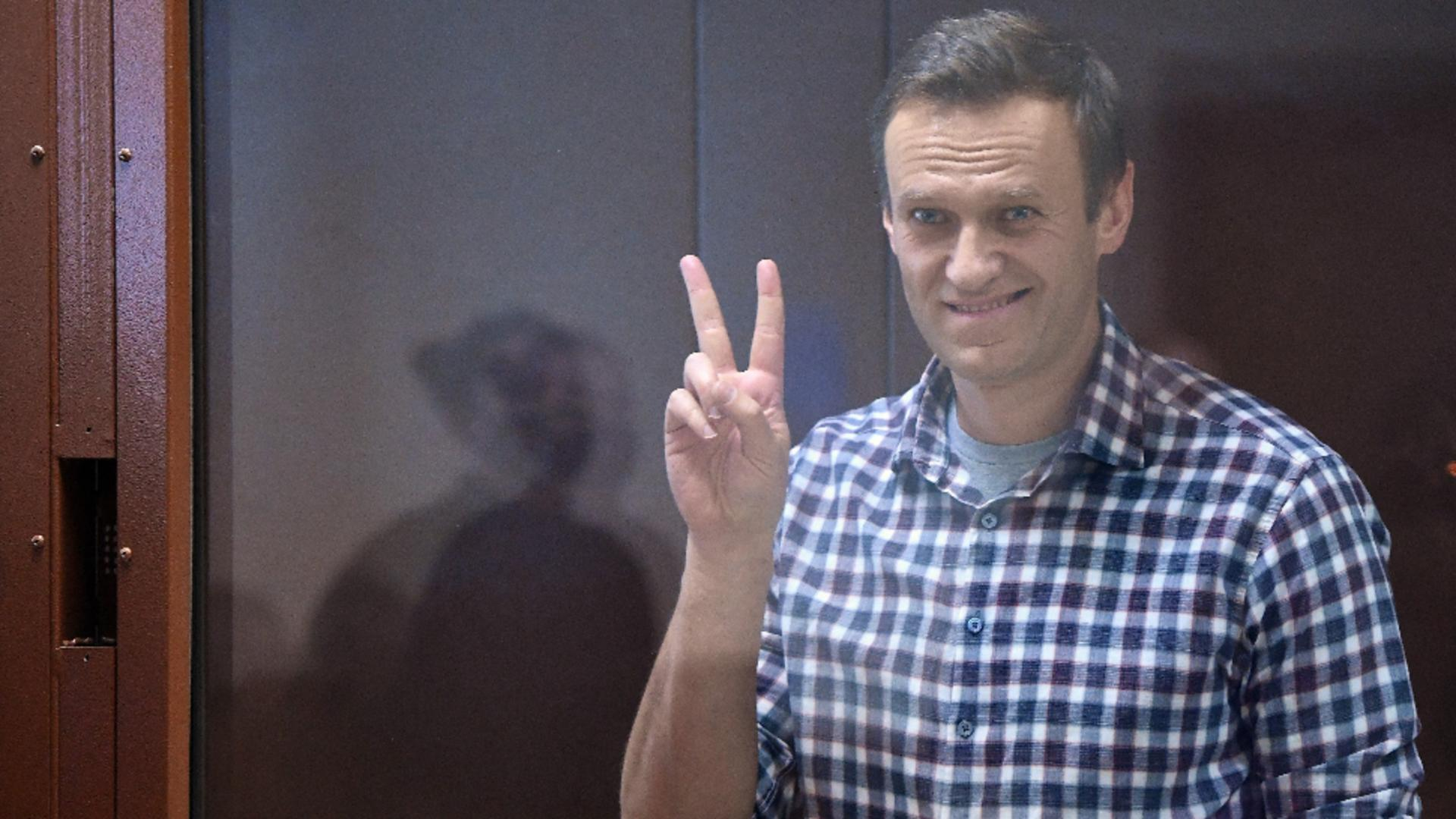 Aleksei Navalîi, opozant rus