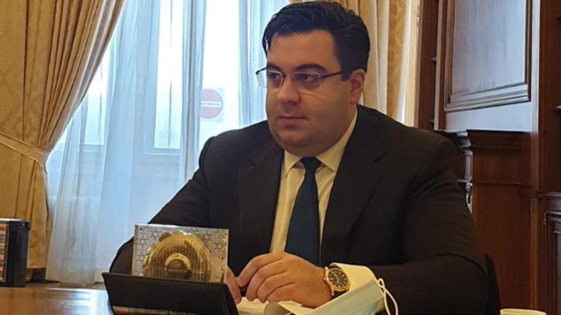 Răzvan Cuc, senator PSD Foto: Facebook.com